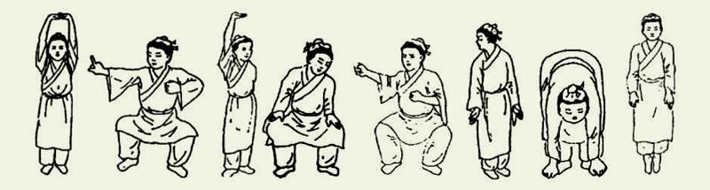 qigong ba duan jin